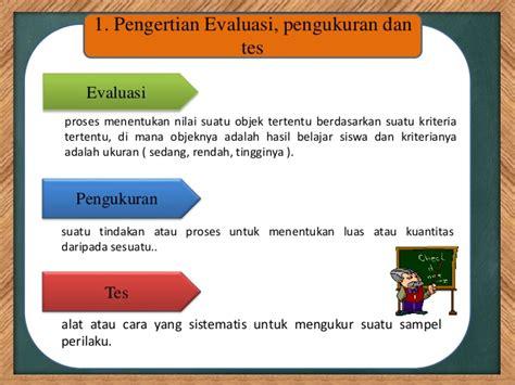 Evaluasi Pembelajaran Prinsip Teknik Dan Prosedur evaluasi membaca dan menulis di kelas rendah pendidikan bahasa indon