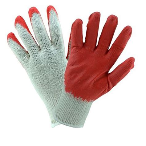 west chester economy coated large knit gloves 6