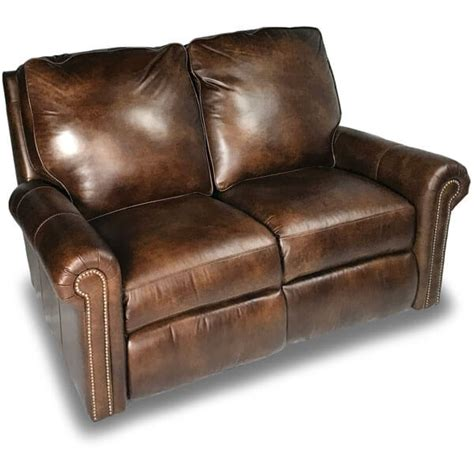 smith brothers leather reclining sofa smith brothers reclining loveseat vander berg furniture