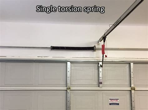 Garage Torsion What S The Cost To Replace Garage Door Torsion Springs