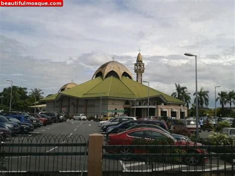 juma sultan brunei beautiful mosques pictures