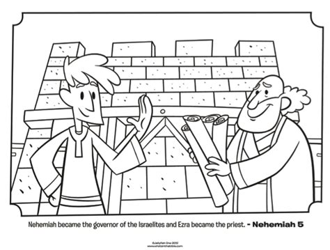 Nehemiah 8 Coloring Pages by Nehemiah 8 Coloring Pages Coloring Pages