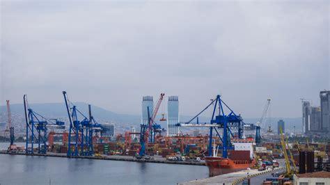 izmir port de izmir megaconstrucciones engineering