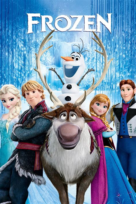 frozen movie poster frozen 2013 posters the movie database tmdb