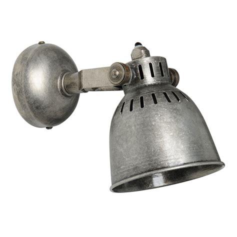 wandleuchten innen retro wandleuchte vintage aus metall h 14 cm maisons du