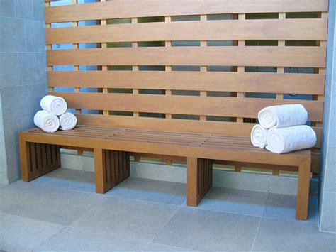 spa bench spa bench treenovation