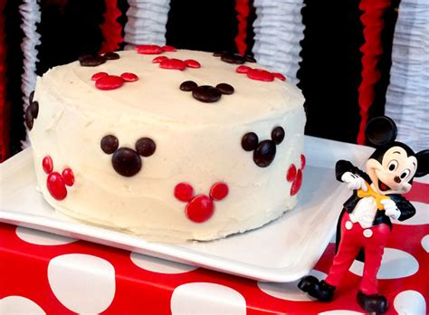 How To Decorate Cakes At Home by Mickey Mouse Cake Two Sisters