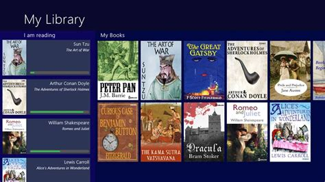 multi format ebook reader software book bazaar reader app for windows in the windows store