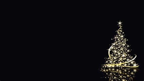 wallpaper christmas black christmas tree abstract design images pixhome
