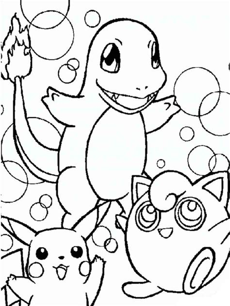 Free Printable Pokemon Coloring Pages Free Pictures To Print
