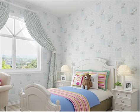 inspirasi gambar wallpaper  kamar tidur sempit