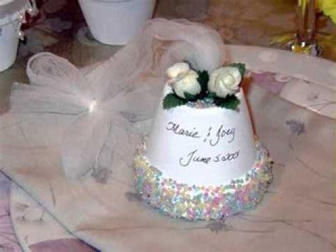 home made wedding decorations diy homemade wedding gift decorating ideas youtube