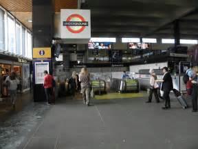 Euston To Vauxhall Euston Station
