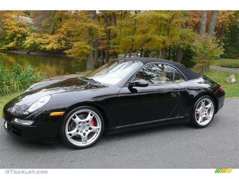 2006 porsche 911 4s specs 2006 black porsche 911 4s cabriolet 20293893