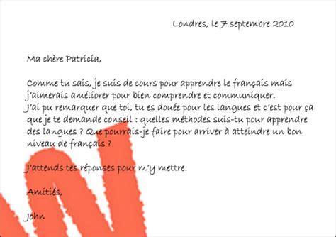 Mod Le De Lettre Amicale Gratuit 3 3 r 233 diger une lettre amicale