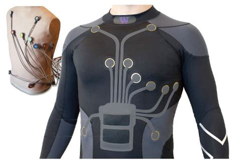 Clothes That Monitor Your Health by Mobileappstuff Mobile App Development Wearable