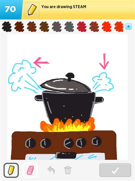 How To Draw Steam steam drawings how to draw steam in draw something the
