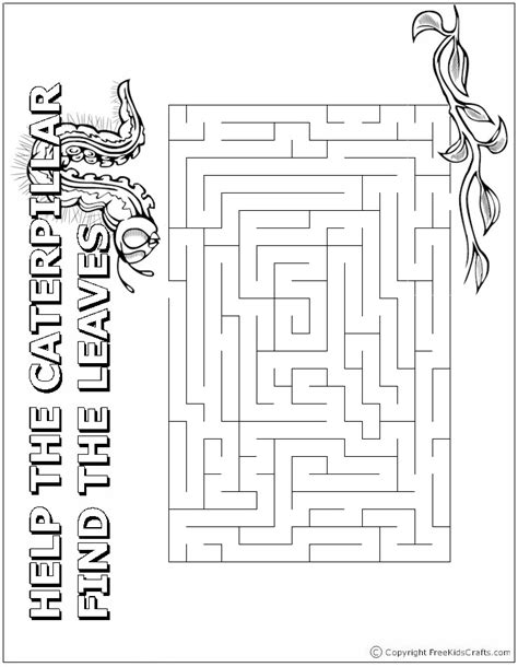 printable spring maze printable spring word puzzles
