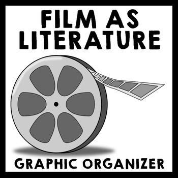 themes in film studies free quot film as literature quot analysis graphic organizer is