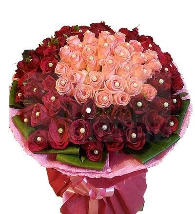 Adorable Bountiful Roses Delivery Online   ArenaFlowers