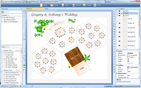 wedding venue layout software wedding seating chart generator piping legend what are