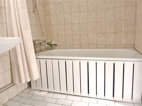 bathtub panel make a bath tub front panel from ikea 180 s gorm a 8 step