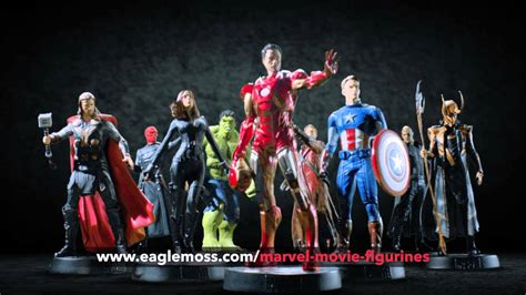 film marvel ita the ultimate collection of marvel movie figurines has