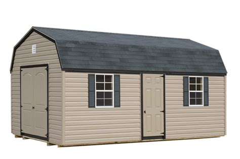 Exterior Storage Sheds Outdoor Storage Sheds In Ky Esh S Utility Buildings Llc