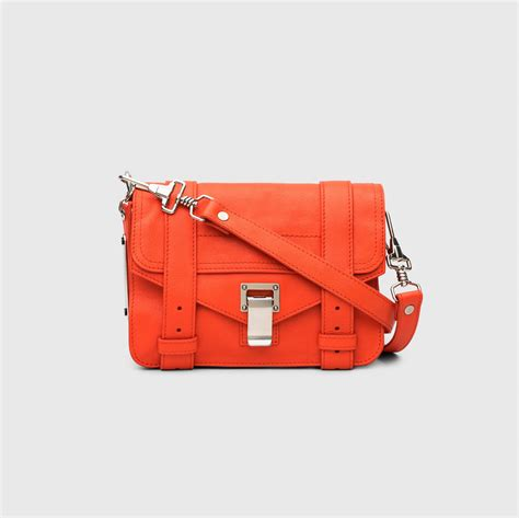 Pre Fall 07 Marc Patchwork Bowler Handbag by Proenza Schouler Pre Fall 2016 Bag Collection Spotted