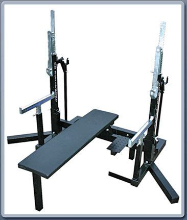 bench press bar holder pin by gp mro on for the home pinterest bench press