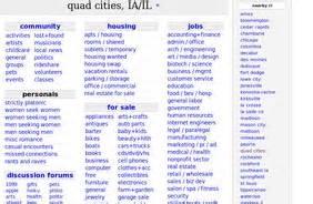 Apartments Davenport Iowa Craigslist Stumblers Who Like Craigslist Cities Ia Il