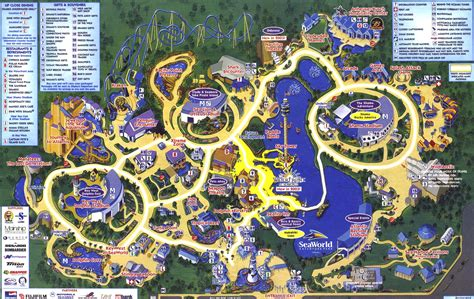themes park in orlando popular 192 list map of orlando theme parks