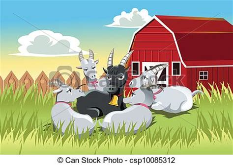 Two Family Home Plans vector clip art of goats a vector illustration of a male