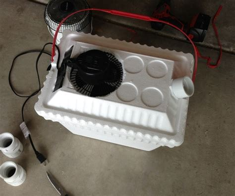 ice fan air conditioner 15 diy air conditioner an easy way to beat the heat the