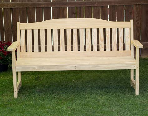 english garden bench plans treated pine english garden bench