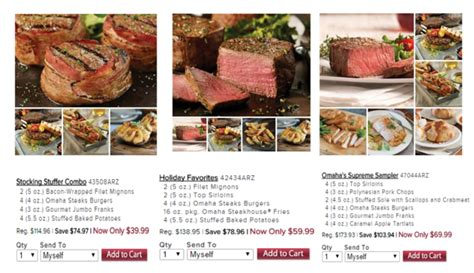 Dunham S Gift Card Balance - omaha steaks holiday gifts gift ftempo