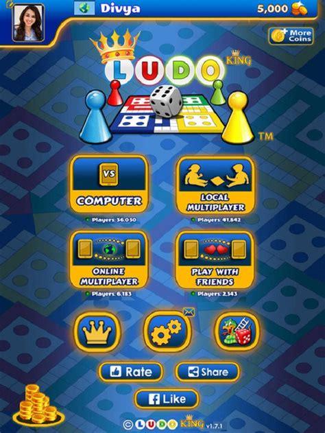 inilah review  game mobile ludo king hariangamecom