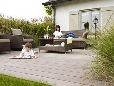 Wetterfeste Terrassendielen by Wpc Terrassendielen Stil Und Qualit 228 T Archzine Net