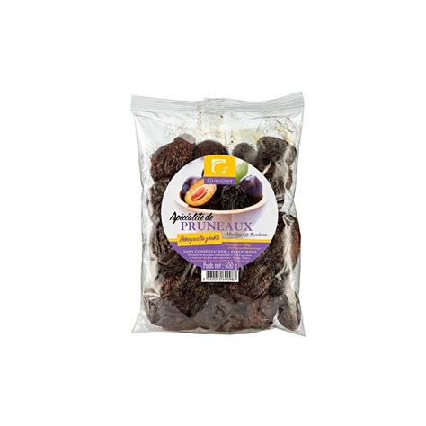 Pitted Prunes Plum 500g From Australia pitted prunes 500g les fleurons de lomagne