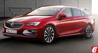 Opel Insignia Buick Carscoops Opel Insignia Posts