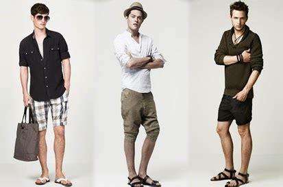 Sepatu Santai Lelaki trend celana pendek pria terbaru 2014 new fashion