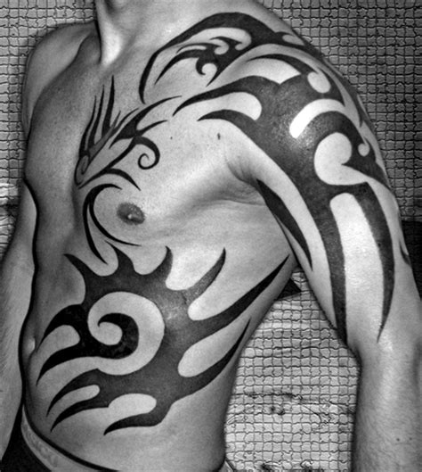 best tribal tattoos for men picturem tattoos for 01