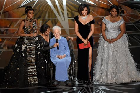 katherine johnson actress former nasa mathematician 98 gets her moment at oscars