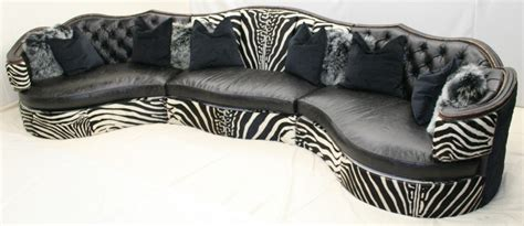 zebra couches zebra sofa super soft warm for winter selectional couch