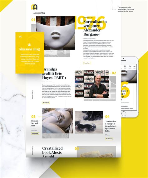 store layout and design case study almanac artifex part 2 on behance