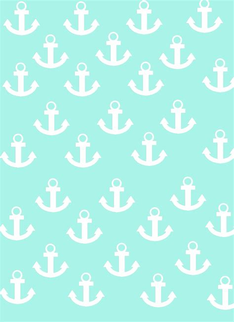 pattern cute blue anchor pattern by kitsune blue on deviantart