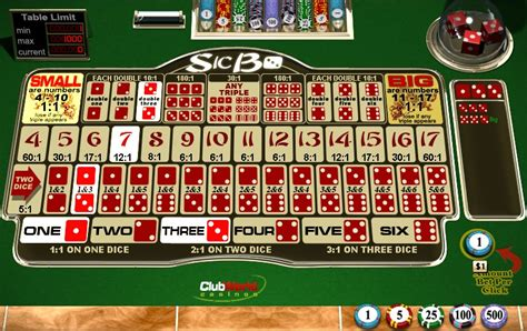 Make A House Online sic bo tips bet correctly to reduce the house edge