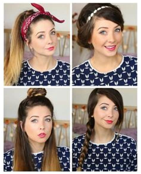 easy hairstyles zoella haircut for teenage girl 2016 google search hair
