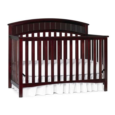 Graco Charleston Convertible Crib White by Graco Convertible Crib Usa