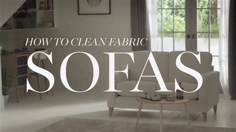 how to clean fabric sofa without water m s home how to clean fabric sofas